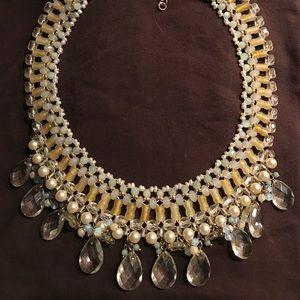 statement necklace - Banana Republic